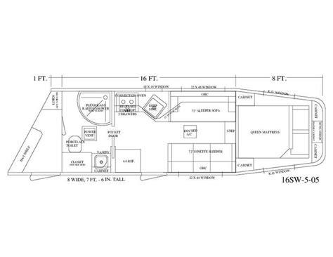 horse trailer living quarter floor plans 1000 images about living quarter floor plans on pinterest