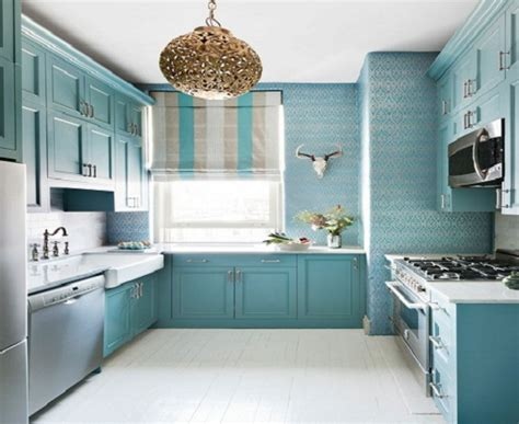 Blue Sky Kitchen Plans 18 creative kitchen wallpaper ideas ultimate home ideas