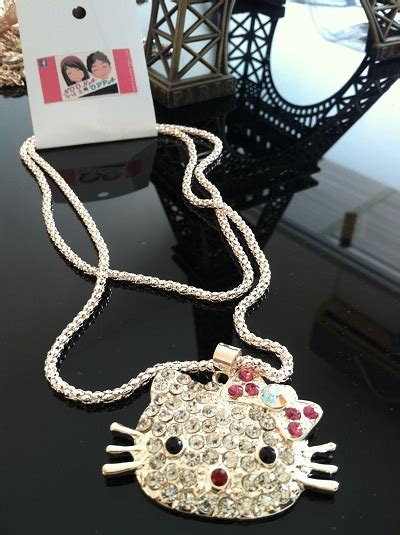 Kalung Korea Fashion 4 jual aksesoris fashion kalung hello korea grosir