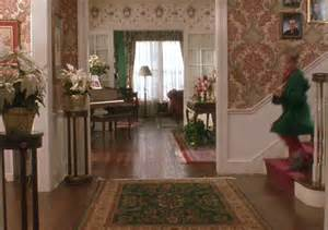 home alone house home alone movie house front hall