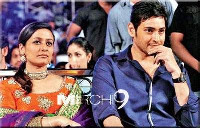 tattoo on namratha hand mahesh babu s tattoo on namrata s hand mirchi9 com