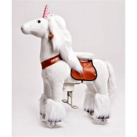 pony cycle ride on toy unicorn ponycycle walking toy