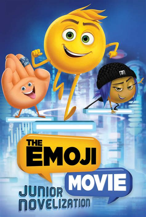 emoji express the emoji movie junior novelization book by tracey west