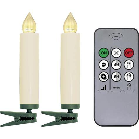 candele led a batteria illuminazione albero di natale senza fili candela interno