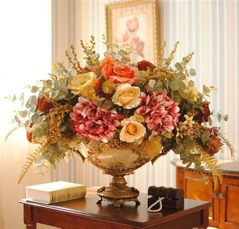 artificial flower decoration for home wholesale high quality large silk plum blossom peach