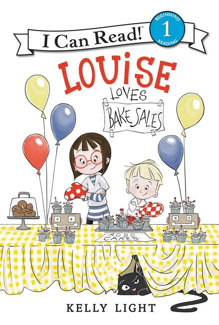 louise bake sales i can read level 1 louise bake sales light hardcover