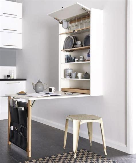 Incroyable Cuisine Amenagee Petit Espace #4: rangement-amenagement-petite-cuisine.jpg