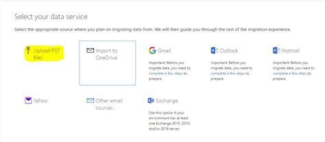 Office 365 Import Pst Azure Community Office 365 Import Mail Da Pst