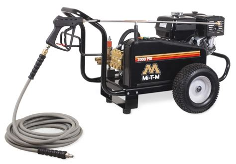 mi t m water pressure washer 3000 psi 3000 psi pressure washer runyon equipment rental