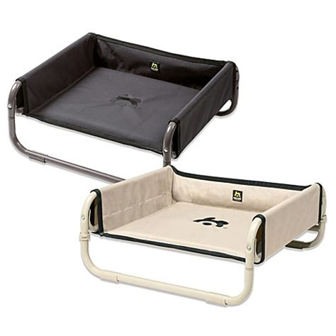 coolaroo elevated pet bed coolaroo maelson soft raised dog bed www
