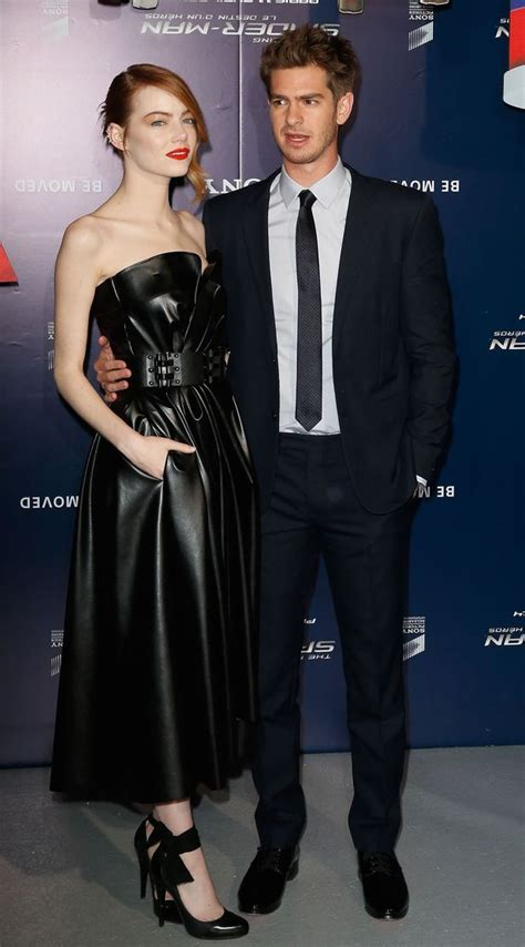 emma stone relationship are emma stone and andrew garfield getting back together