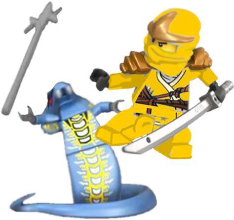 Longsleev Kaos Mini Ninjas 1 lego ninjago season 3 4 return of the snakes ninjago