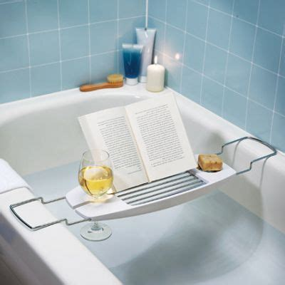 bathtub caddy with book holder bathtub caddy with reading rack home life products