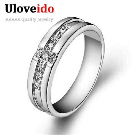 aliexpress buy classic rhinestone rings for