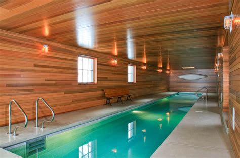 Modern Looking Houses 12 Modern Indoor Pools Design Milk