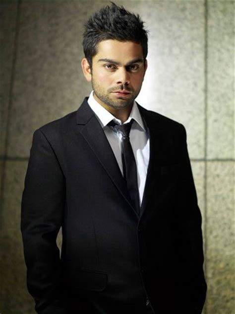 virat kohli photo in suit