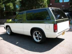 1984 2 door chevy s10 blazer v8 rod for sale