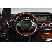 2014 Mercedes Benz S Class Steering Wheel Interior Photo