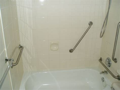 bathroom safety bars placement angled grab bars sloped grab bars placement of shower