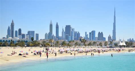 sharjah summer caign showcases water 10 best beaches in dubai for this summer uaezoom