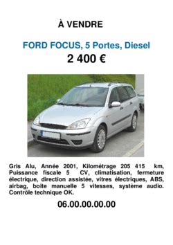 Cote Véhicule D Occasion 3035 by Annonce Voiture Occasion Gratuite Voiture D Occasion