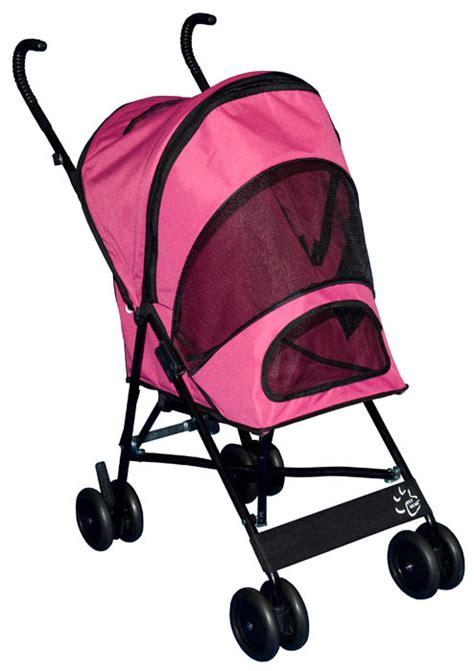 Sewa Stroller Pockit Pink Lbs pet gear travel lite pet stroller