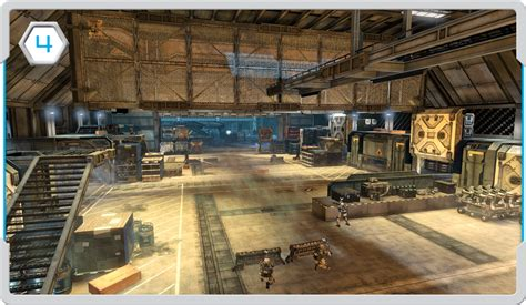 Map overview airbase titanfall eguide prima games