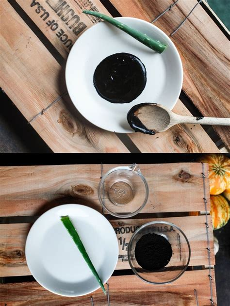 diy activated charcoal mask diy activated charcoal mask for the