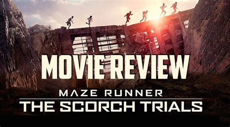 film maze runner 2 youtube maze runner the scorch trials movie review chasing