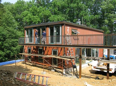 shipping container homes quik build bernardsville nj