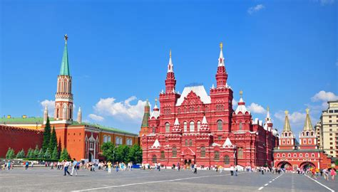 moscow red square stand in moscow s red square