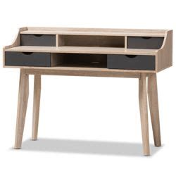 titania computer desk with hutch reclaimed wood homestar carbone reptile desk textured gray reptile matte silver