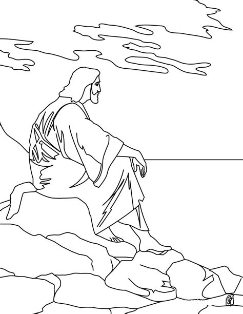 Coloring Page Of Jesus by Free Coloring Pages Of Jesus Born