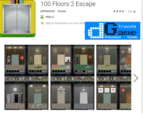 100 floors 70 android soluzioni 100 floors 2 escape livello 1 2 3 4 5 6 7 8 9 10