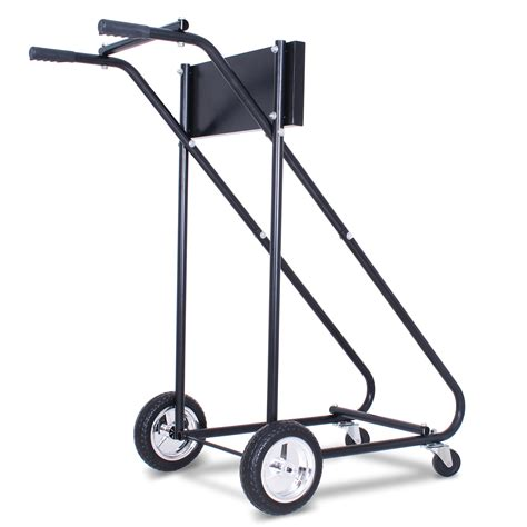 boat motor dolly 315 lb outboard boat motor stand carrier cart dolly