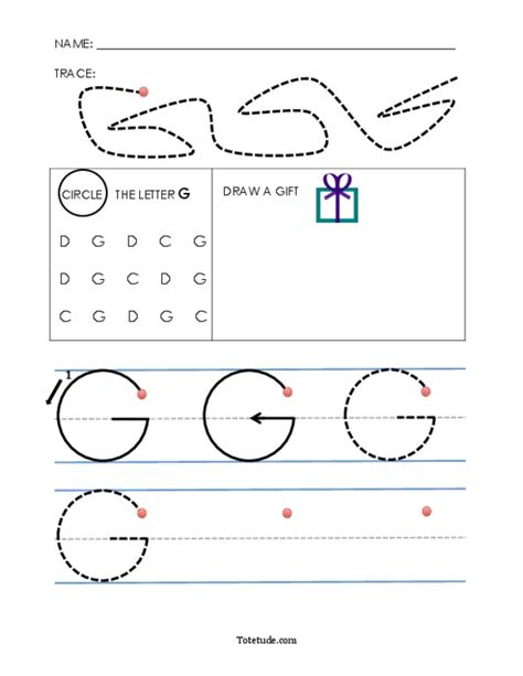 Letter G Worksheets by Common Worksheets 187 Free Letter G Worksheets Preschool