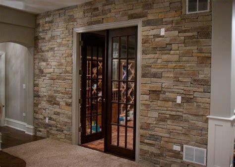 Remodel Bathrooms Ideas by Interior Stone Veneer Basements Traditional Basement