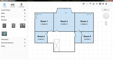House Plan Software Freeware 2d Floor Plan Maker Free Thefloors Co