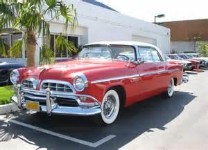 Chrysler Vintage Classic Cars 1955 Chrysler Svms Times