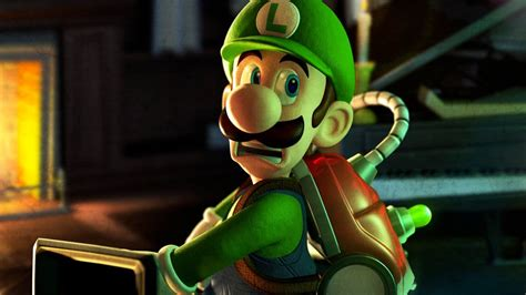 luigis mansion arcade  nintendos wonderfully