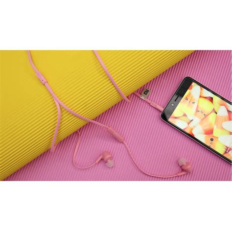 Xiaomi Mi Piston Huosai Earphone Colorful Edition Oem 1 xiaomi mi piston huosai earphone colorful edition oem pink jakartanotebook