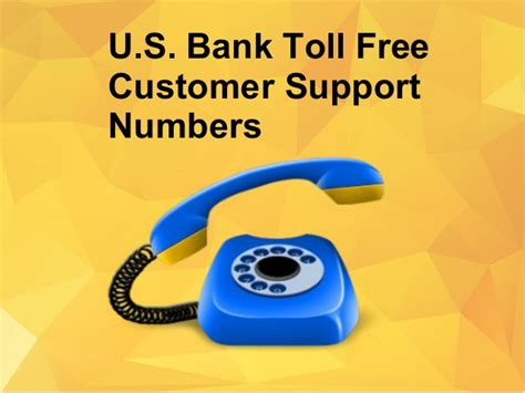 us bank help u s bank toll free customer support numbers