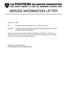 services cancellation letter template for service