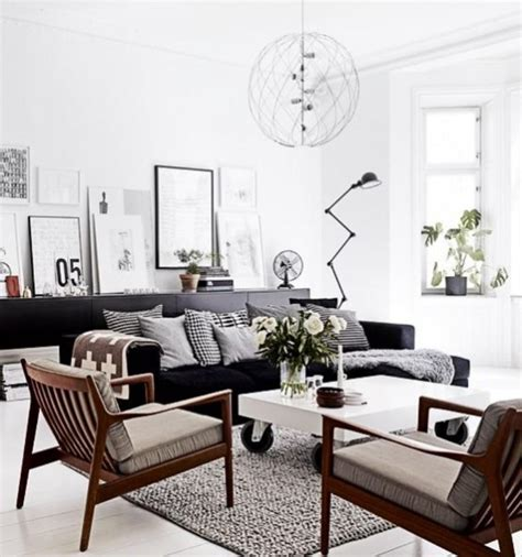 Ikea Kitchen Sets Furniture by 30 Perfect Scandinavian Living Room Design Ideas Rilane