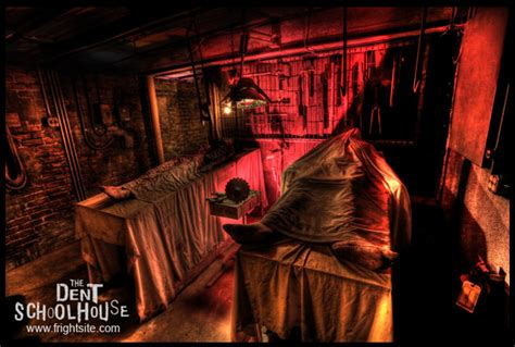 kitsuneverse haunted attractions the dent school house