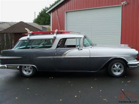 1956 Pontiac Safari Wagon by 1956 Pontiac Safari Wagon
