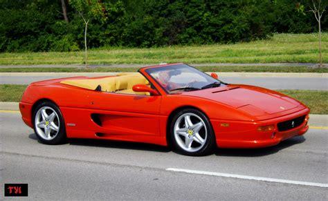Ferrari 355 F1 by Ferrari 355 F1 Spider Tyi Photos Flickr