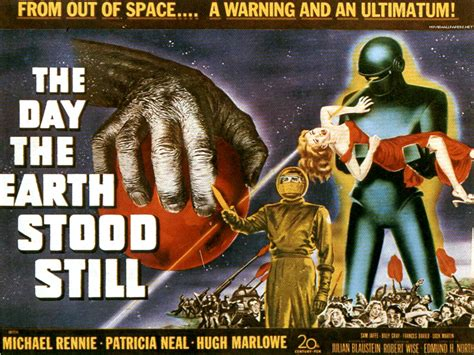 The Day The Earth Stool Still by The Day The Earth Stood Still Classic Science Fiction