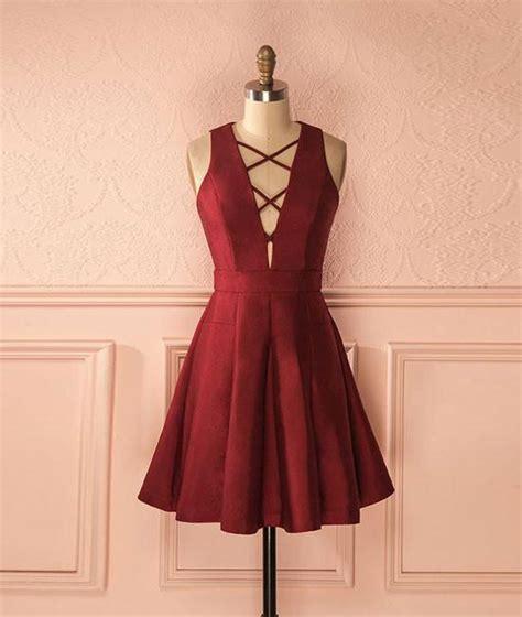 cute short prom dresses simple homecoming dresses