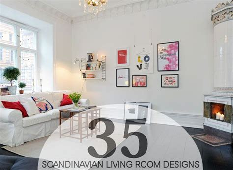 Floors And Decors 35 light and stylish scandinavian living room designs